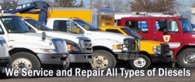 all types diesel truck repair