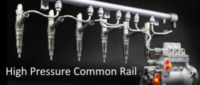 high pressure common rail